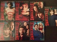 Smallville seasons 1-7 Surrey, V3W