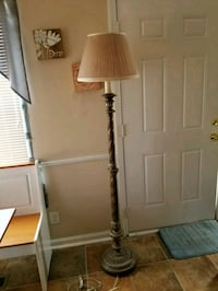 white and brown floor lamp Nashville, 37210