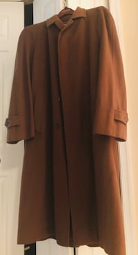 Men's Italian brown coat Gaithersburg, 20877