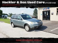 Subaru Forester 2012 Red Lion