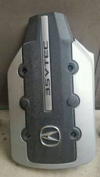 Acura MDX engine cover