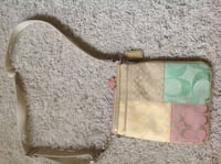 Coach crossbody Summer colors Orlando