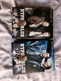 NYPD Blue Seasons 1 and 2 DVDs Woodbridge, 22193