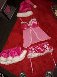 Sexy Santa outfit lingerie 75 mi