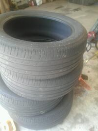 Tires 4 michelin 255/35 R20 only 20000 miles sapulpa