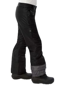 Size M Kids Sports Cargo Snow Pants with Articulated Knees San Jose