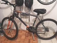 Supercycle bicycle - 21 gear ; incl. bike lock, helmet, seat cover.  Toronto, M6H 3Z7
