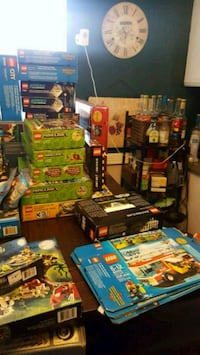 $2k FOR ALL! *make offers! Moving sale! Legos  Wexford, 15090