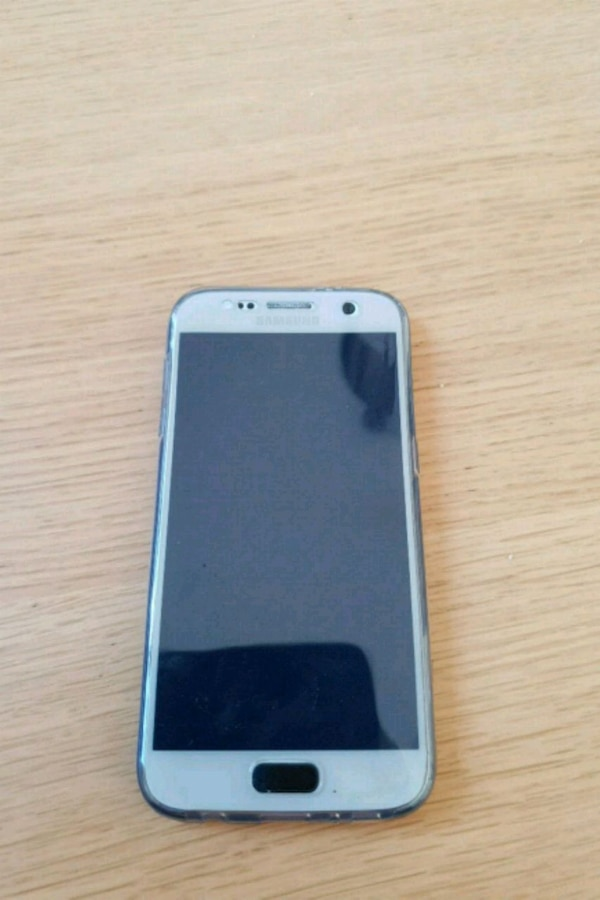 vit Samsung Galaxy android smartphone