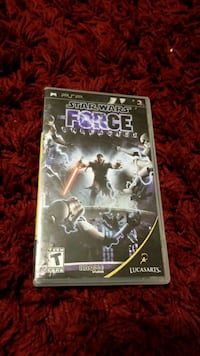 PSP: Star Wars The Force Unleashed  Albuquerque, 87106