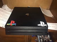 black Sony PS4 game console Weatherford, 73096