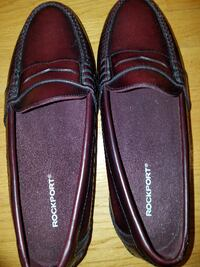 Brand new Rockport leather shoes.Size 11.  Vienna