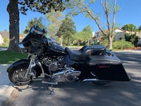HARLEY DAVIDSON STREET GLIDE 09 AMAZING CONDITION & CUSTOMIZATION Los Angeles, 90064