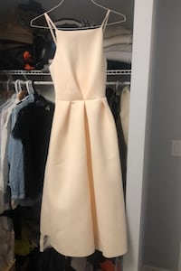 """Size SMALL: A line ASOS dress in """"silver peony"""" Toronto, M5A 0G4"""