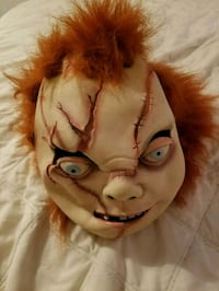Brand New Chucky Mask for Halloween, Etc New Haven, 06511