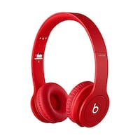 Beat Solo HD Wired Red On Ear Used Calgary, T1Y 3A9