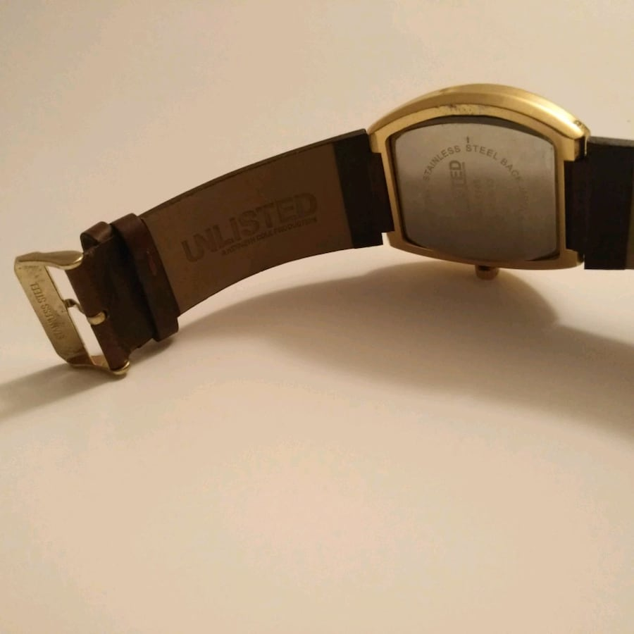 Kenneth Cole Unlisted Men's Watch 3