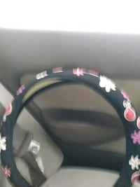 Lady bug steering wheel cover Clifton, 20124