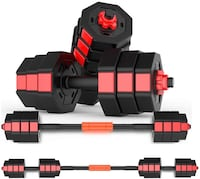 Dumbbells weight set