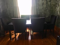 Dining Table and 8 Chairs  Pelham, L3B