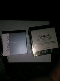 two Anew ultimate and thermafirm boxes