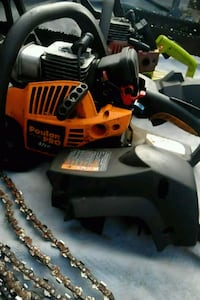 Poulan chainsaws everything you see