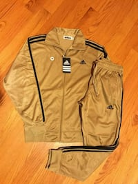 ADIDAS GOLD LABLE TRACK SUITS Prince George's County