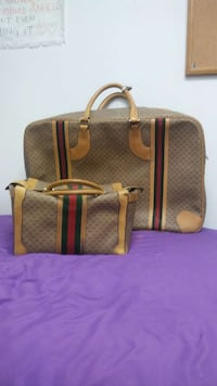 33dadeb28e9 Used Vintage Gucci Luggage set for sale in Port St. Lucie - letgo