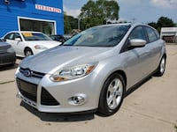 Ford-Focus-2012 Warren