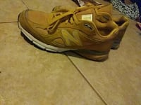 pair of brown-and-black New Balance sneakers Hyattsville, 20781