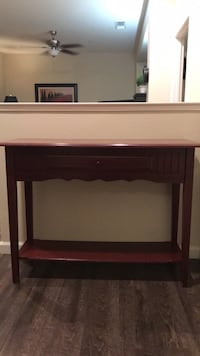 Burgundy sofa table  Riverbank, 95367