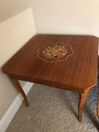 Imported Italian game table