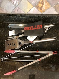 Grilling gear bunch Crystal Lake, 60014
