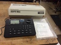 Alesis drum machine SR-16 Used Tested good condition 850715-1  Baltimore, 21205