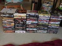 Assorted dvd movies Milpitas, 95035