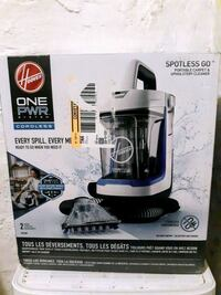 Brand New Hoover One Cordless Carpet Cleaner