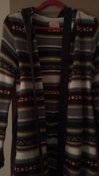 Sweater jacket by Quicksilver surf brand   Falls Church, 22043