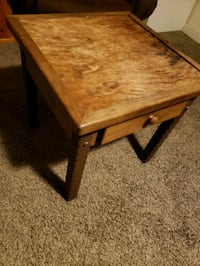 Rustic Side table Las Cruces, 88001