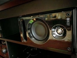 Kefs Home Theater Speakers for sale. REDUCED PRICE!