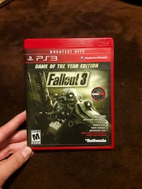 Fallout 3 For PS3 Bakersfield, 93306