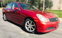 Fast Car for ONLY $4300 ! 2006 Infiniti G35  Aspen Hill