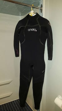 Ladies O'Neill Dive 7mm wetsuit size 10 514 km