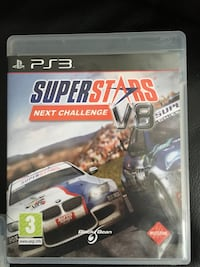 Superstars Next Challenge V8 Sony PS3 spill tilfelle Saupstad, 7078