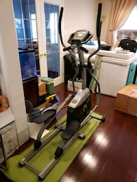 Tempo Fitness Elliptical Trainer 615E