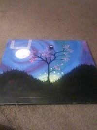 Shity Painting That I Did  Tucson, 85712