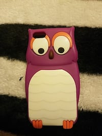 purple and white Owl themed iPhone case Norwalk, 90650