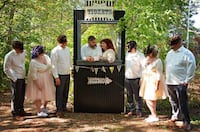 photo booths/ ticket booths Orillia