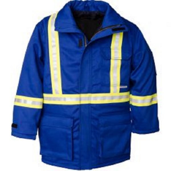 Insulated Parka - Fire Retardant - Large