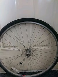 Bicycle tire and rim size 28 Weinmann 519