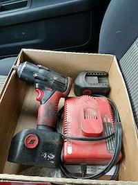 black and red cordless impact wrench Berlin, 03570